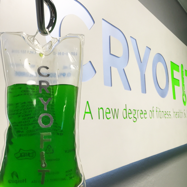 CryoFit Alon Second Header Image