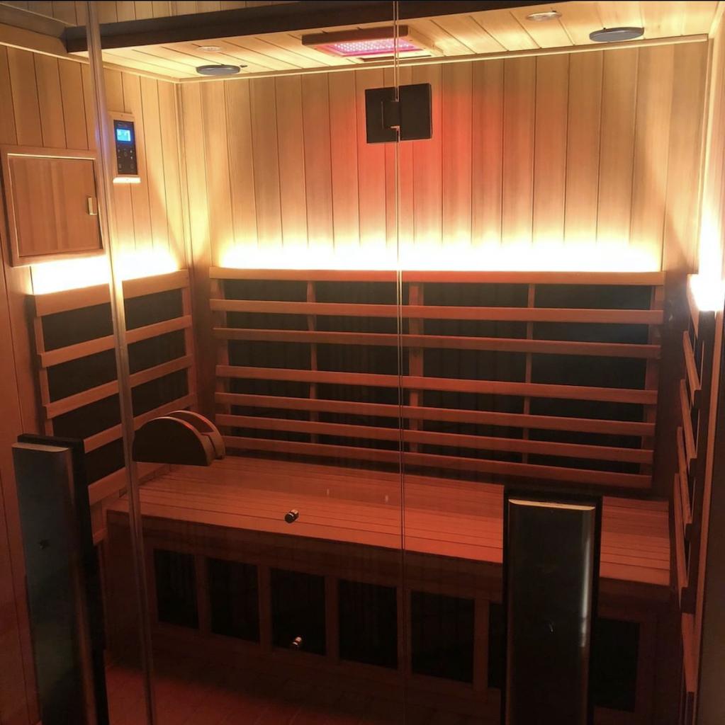 Cryofit Westlake Sauna Image
